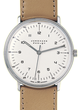Max Bill by JUNGHANS Handaufzug 027/3701.04
