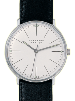 Max Bill by JUNGHANS Handaufzug 027/3700.04